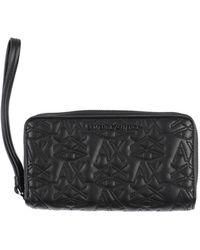 Armani Exchange Wallet - Black