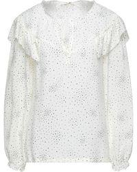 Maje Bluse - Weiß
