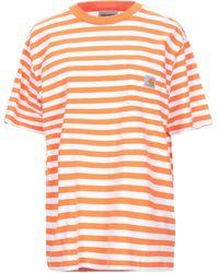 Carhartt T-shirt - Arancione