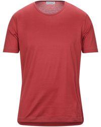 Gran Sasso Camiseta - Rojo