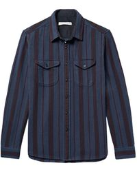 Outerknown Camisa - Azul