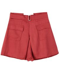 C/meo Collective Shorts - Red