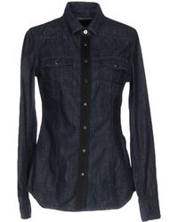 Care Label - Denim Shirts - Lyst