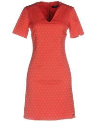 Trussardi Short Dress - Pink