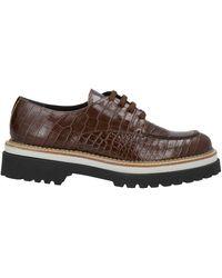 KARIDA Lace-up Shoes - Brown