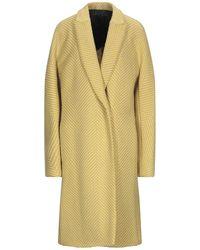 Haider Ackermann Coat - Yellow
