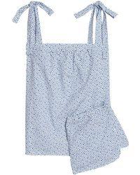 Three J Nyc Sleepwear - Blue