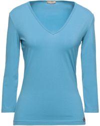John Galliano Camiseta - Azul