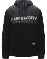 Superdry Sweatshirt - Schwarz