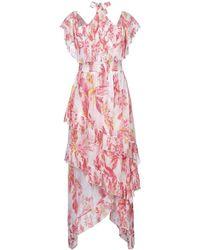 Byblos Long Dress - White