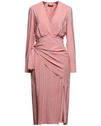 Altuzarra 3/4 Length Dress - Pink
