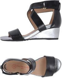 Pas De Rouge - Sandals - Lyst