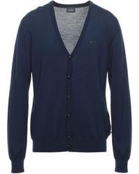 Armani Jeans Cardigan - Blue