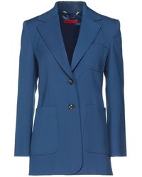 MAX&Co. Suit Jacket - Blue