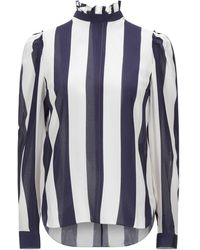 Band of Outsiders Blouse - Blue