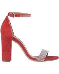 Mauro Fedeli Sandals - Red