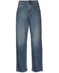 Jucca Denim Trousers - Blue