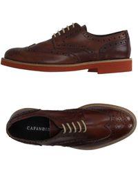 CafeNoir - Lace-up Shoes - Lyst