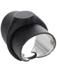Maison Margiela Ring - Black