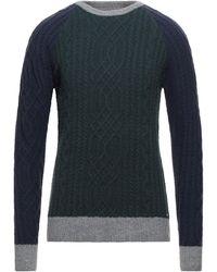 Dstrezzed Pullover - Verde