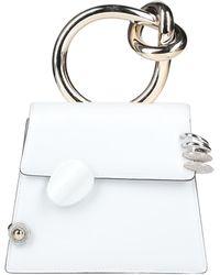 Benedetta Bruzziches Handtaschen - Weiß