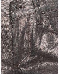 Mauro Grifoni Denim Trousers - Grey