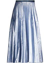 Maliparmi 3/4 Length Skirt - Purple