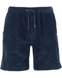 Quiksilver Shorts & Bermudashorts - Blau
