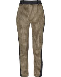 Palmer//Harding Casual Trousers - Yellow