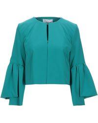 Anna Rachele Suit Jacket - Blue