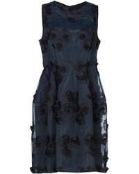 P.A.R.O.S.H. Vestito corto - Blu