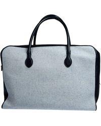 Balmain Travel & Duffel Bag - Blue