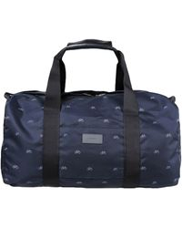 Paul Smith Travel & Duffel Bag - Blue