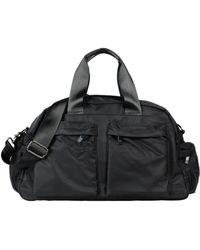 Dirk Bikkembergs Travel & Duffel Bag - Black