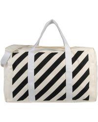 16c42569b3d8 Fendi Monster Eyes Confetti-print Nylon Tote Bag for Men - Lyst