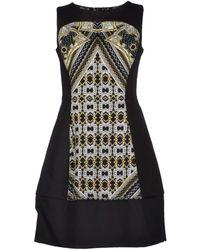 Sinequanone Short Dress - Black
