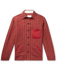 Nicholas Daley Camisa - Rojo