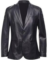 Giorgio Armani Suit Jacket - Blue