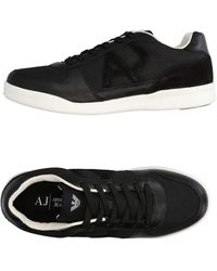 Armani Jeans Sneakers - Noir
