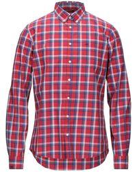 Sun 68 Shirt - Red