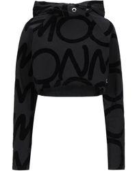Patrizia Pepe Sweatshirt - Black