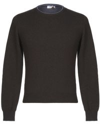 Heritage Pullover - Marron