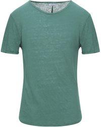 DISTRETTO 12 Camiseta - Verde