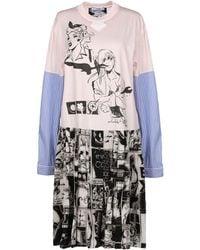 Prada - Knee-length Dress - Lyst