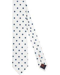 Fiorio Krawatte - Weiß