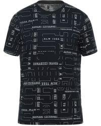 Armani Exchange T-shirt - Blue