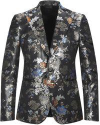 Brian Dales Suit Jacket - Grey