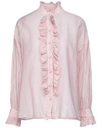 Motel Shirt - Pink
