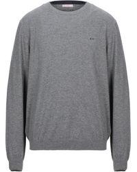 Sun 68 Sweater - Gray