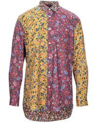 Comme des Garçons Camicia - Multicolore